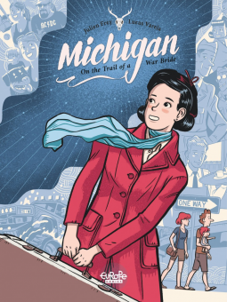 michigan on the trail of a war bride